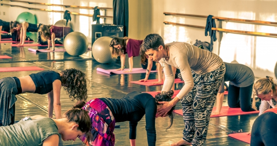 Bulle Pilates 2 en résolution +